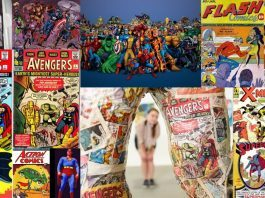 Facebook top 10 value comics movie tv tech geeks ebay