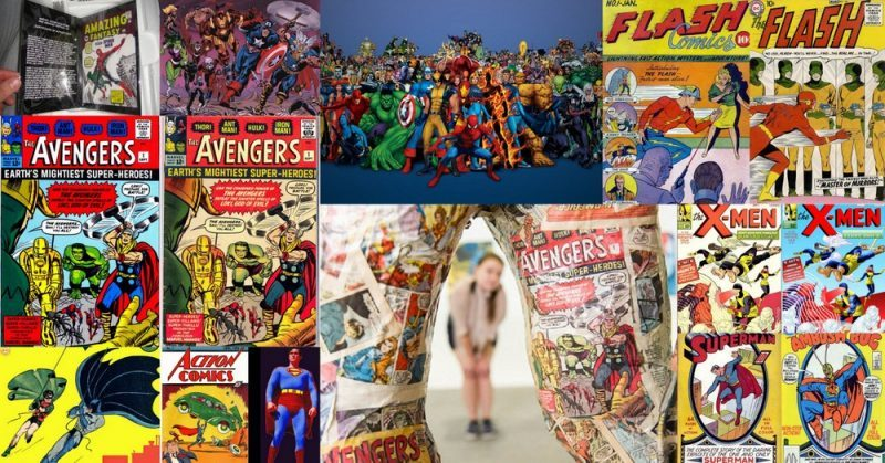 Top 10 Comic Books Most Sought After By Collectors
