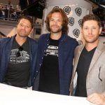 Supernatural Jared Padalecki Jensen Ackles Comic Con 2017 1000x600