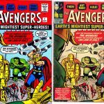 The avengers original comic value movie tv tech geeks ebay