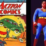 action comics 1 with superman kirk alyn showing up most valuable