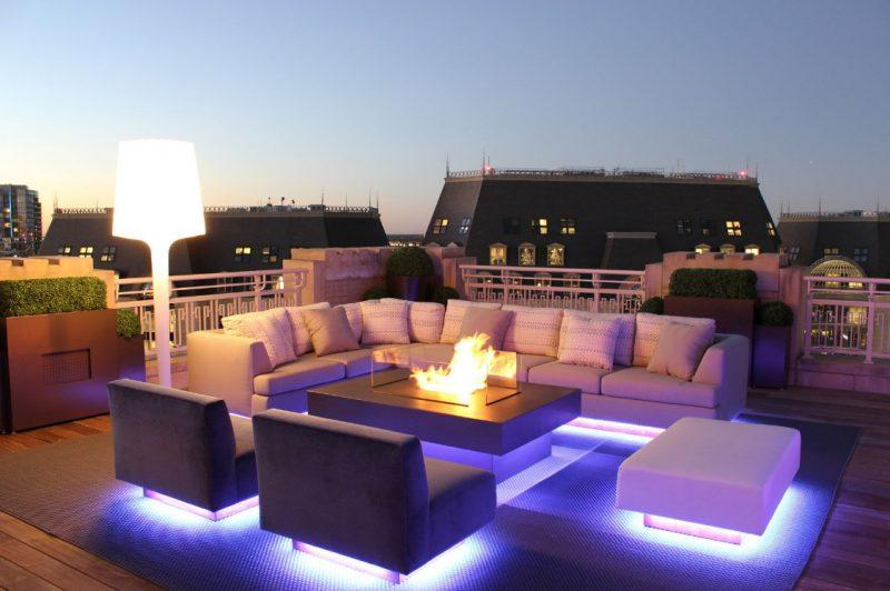 amazing outdoor furniture for parties movie tv tech geeks