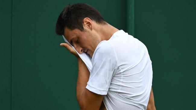 bernard tomic fined wimbledon