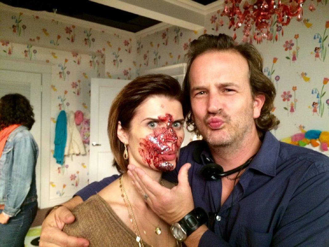 carrie genzel richard speight jr supernatural movie tv tech geeks interview