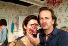 carrie genzel richard speight jr supernatural movie tv tech geeks interview