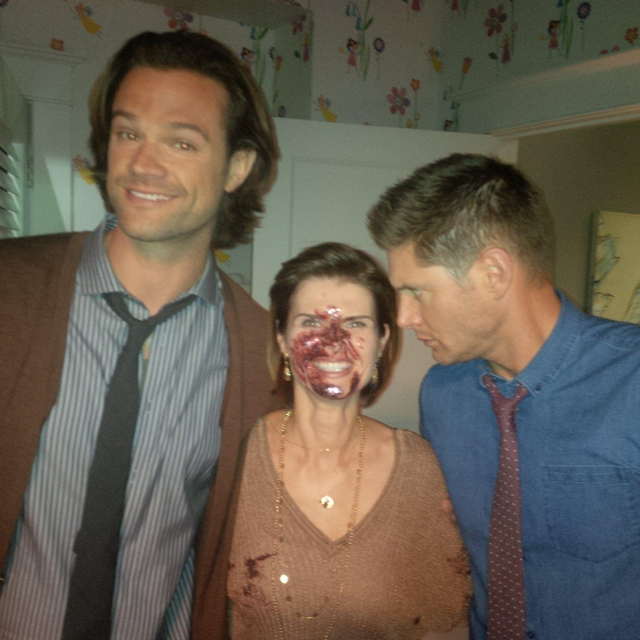 Carrie Genzel Talks Supernatural And Jensen Ackles Jared