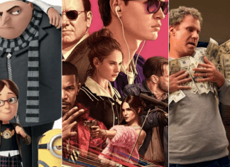 despicable me 3 baby driver run holiday box office beguiled continues 2017 images