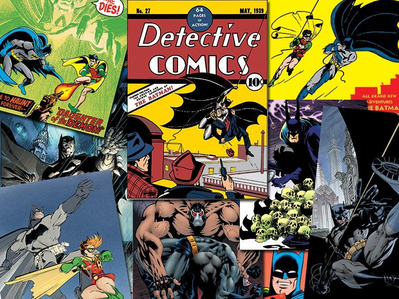 detective comics 27 features batman dark knight first time