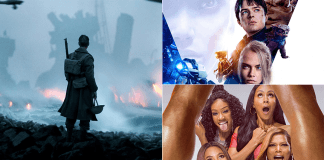 dunkirk girls trip top box office 2017 images