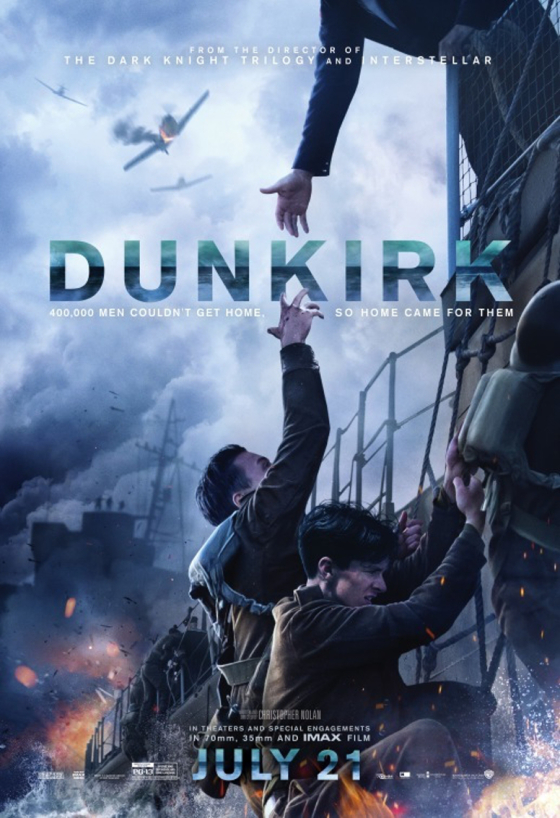 dunkirk movie teaser hits