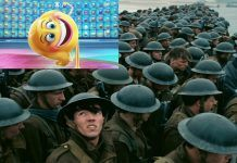 dunkirk tops box office again against emoji and atomic blonde 2017 images