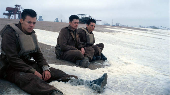 dunkirk tops box office