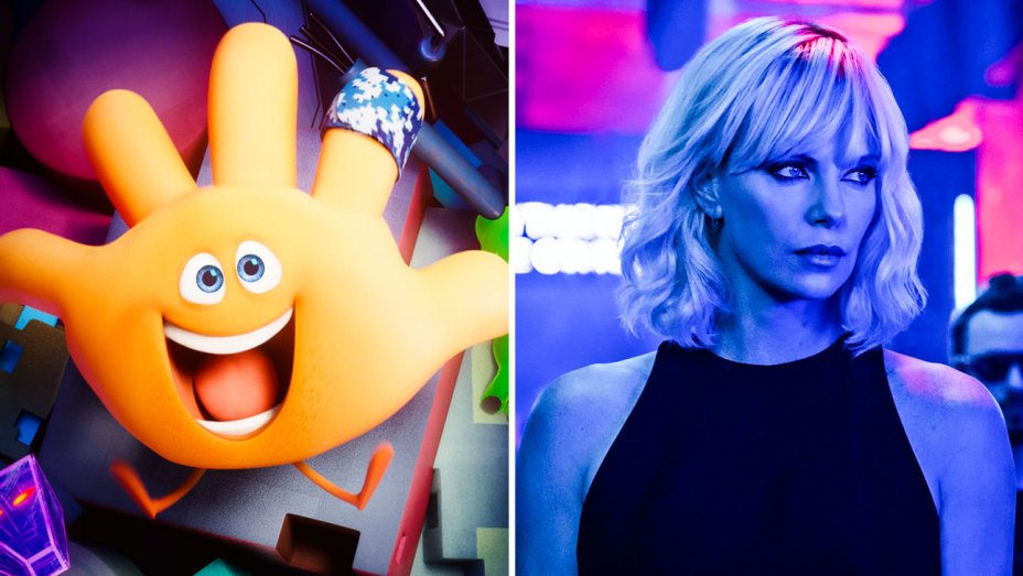 emoji and atomic blonde beaten off by dunkirk box office