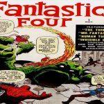 fantastic four 1 first superhero team for marvel comics