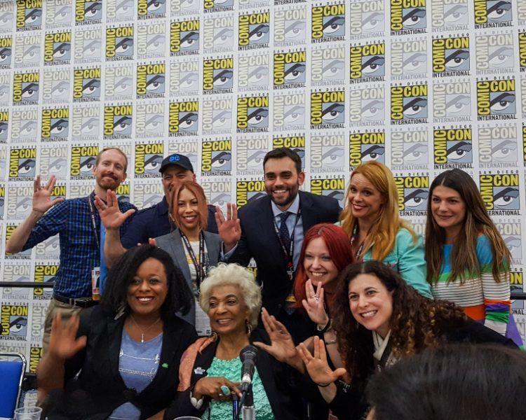 gen and comic con superhero panel movie tv tech geeks
