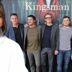 kingsman the golden circle gets halle berry drinking up at sdcc panel 2017 images