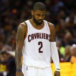 kyrie irving peculiar cleveland offseason 2017 images