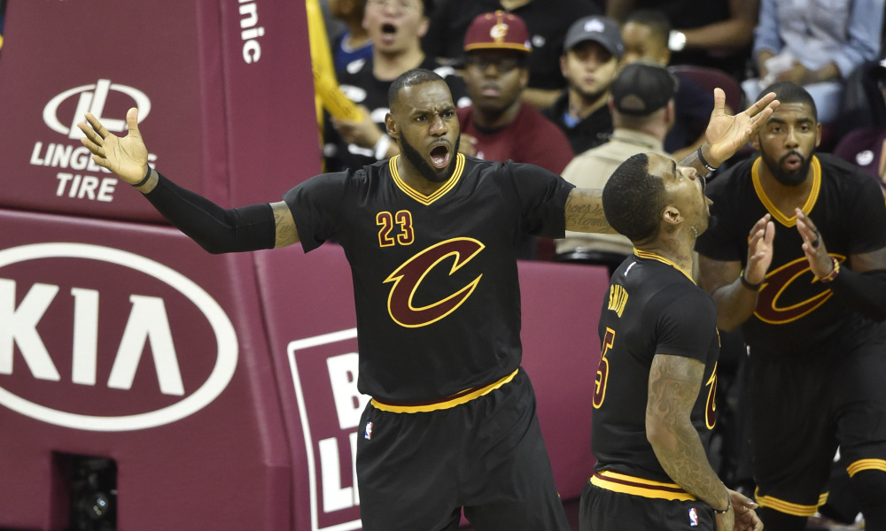 kyrie irving stirs up more turmoil for cleveland cavaliers 2017 images