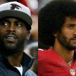 michael vick zero on colin kaepernick hair