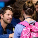misha collins supernatural fan signings