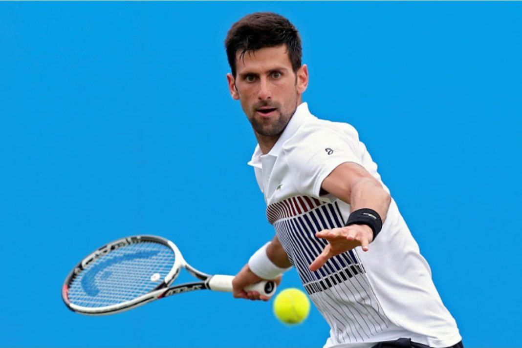 Novak Djokovic beats Daniil Medvedev for Eastbourne finals ...