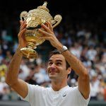 roger federer breaks wimbledon history with 8th title win