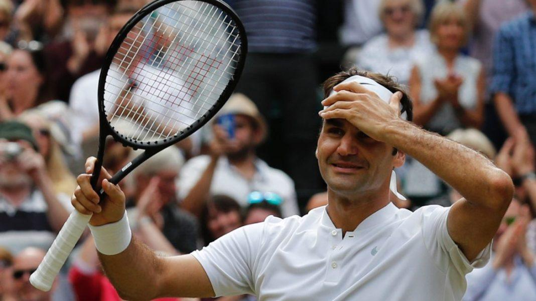 roger federer wins 8th wimbledon title in 14 years 2017 images