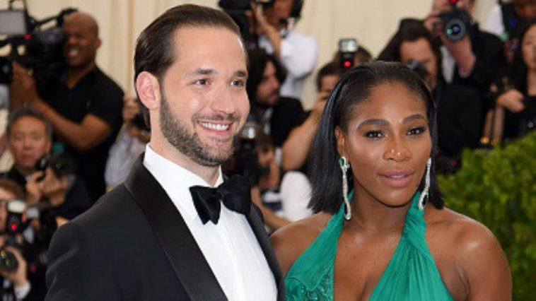 serena williams with white husband hoteps