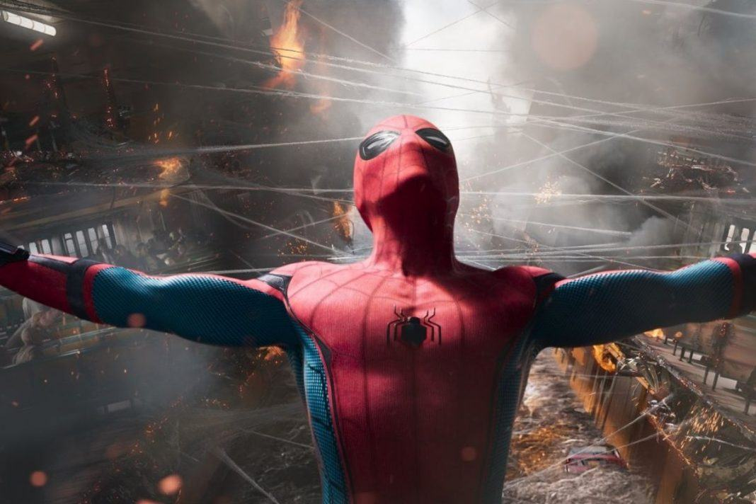 spiderman homecoming great reviews lands