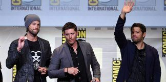 supernatural comic con with kansas 2017 images