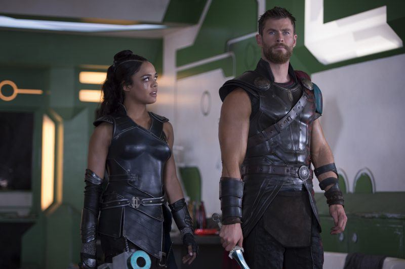 thor ragnarok chris hemsworth movie tv tech interview