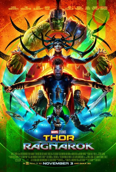 thor ragnarok movie poster movie tv tech geeks comic con