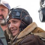 tom hardy working dogfight in dunkirk movie
