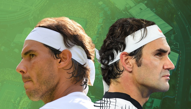 will we see roger federer vs rafael nadal at wimbledon 2017