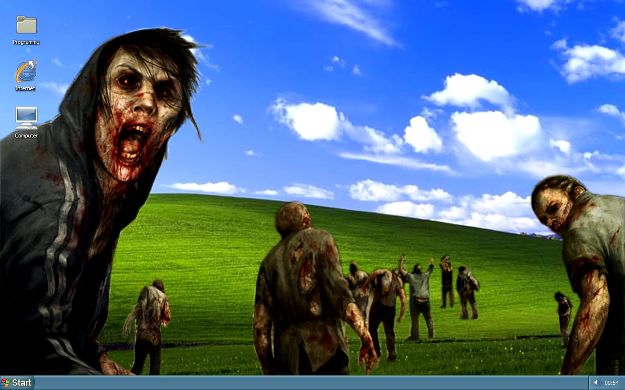 windows xp will never die