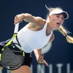 Elina Svitolina beats caroline wozniacki rogers cup womens