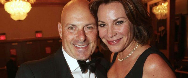 Luann de Lesseps divorce hits from tom dagostino 2017