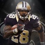 adrian peterson looking great for new orleans saints 2017