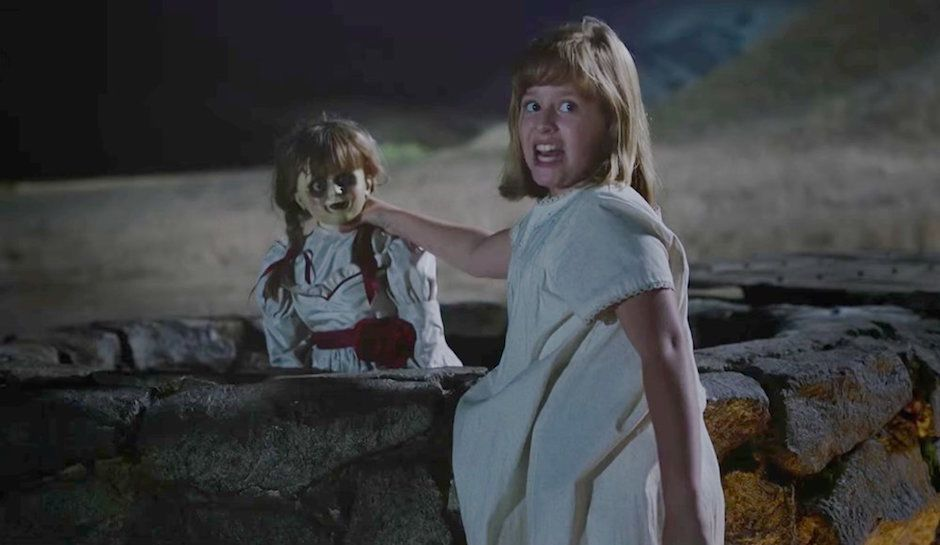 annabelle creation tops box office weekend 2017
