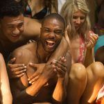 bachelor in paradise 401 demario jackson laughs