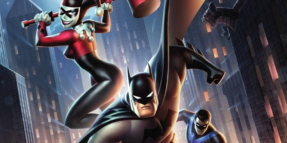 batman harley quinn movie review