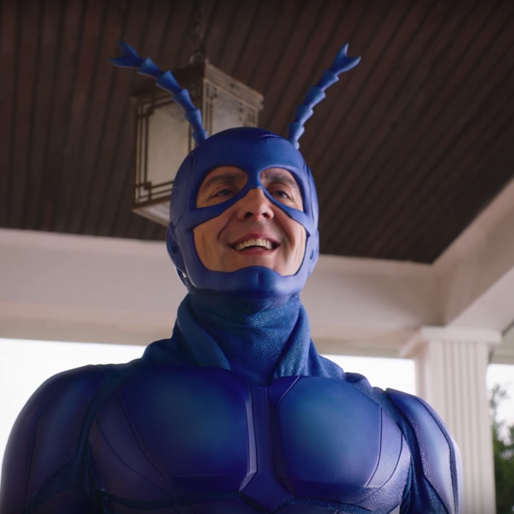 the tick comic con panel 2017