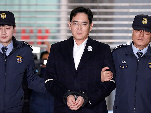 can samsung survive Lee Jae-yong arrest scandal