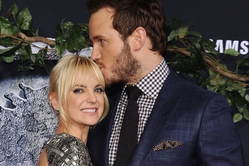 chris pratt and anna faris split up