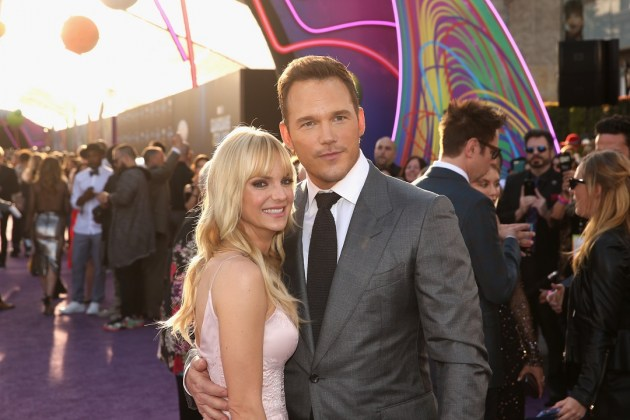 chris pratt ego ended anna faris marriage