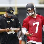 could chad henn be taking over for blake bortles jaguars