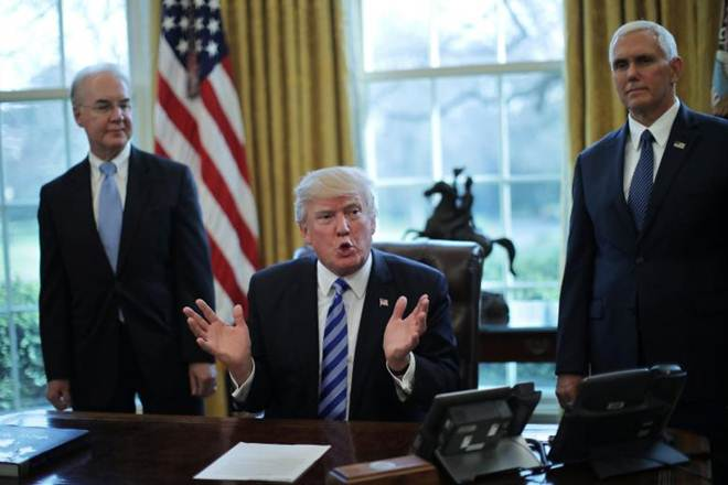 why donald trump wont be able to force obamacare collapse 2017 images