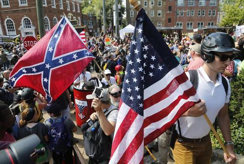 demi lovato steps up for white nationalist charlottesville