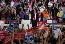 donald trump supporters still love the white nationalist president 2017 images