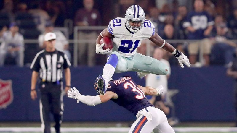 ezekiel elliott suspended six games for domestic abuse